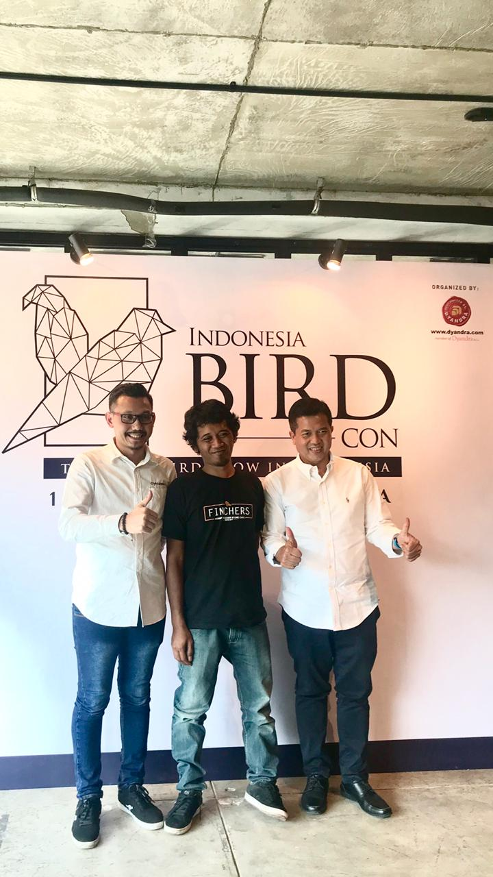 Indonesia Bird Con 2019: Pameran Industri Burung Pertama Kali Digelar di Indonesia