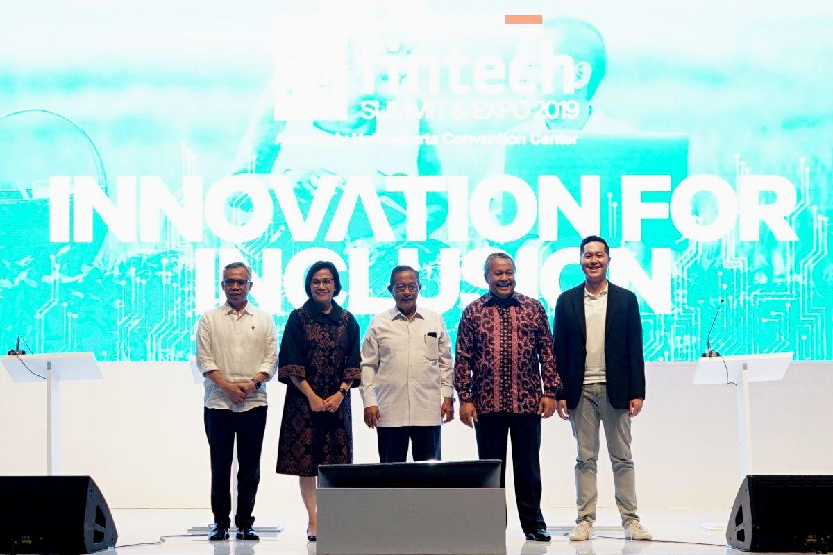 Indonesia Fintech Summit & Expo 2019: Sinergi Mendorong Inovasi Keuangan Digital untuk Mempercepat Inklusi Keuangan