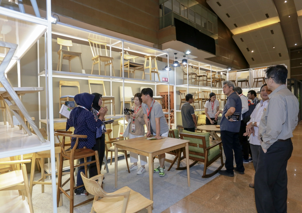 Indonesia International Furniture Expo 2019 Dukung Pertumbuhan Industri Nasional