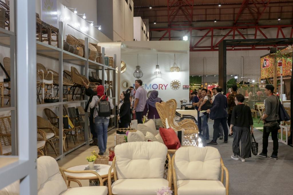 Indonesia International Furniture Expo (IFEX) 2019 Gelaran IFEX 2019 Lebih Kaya dan Lebih Berwarna