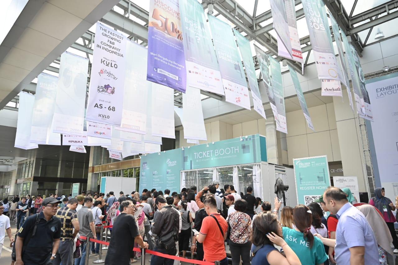 International Franchise, License & Business Concept Expo & Conference 2019 Ekspansi Ke Pasar Global, Waralaba Harus Miliki Manajemen yang Baik