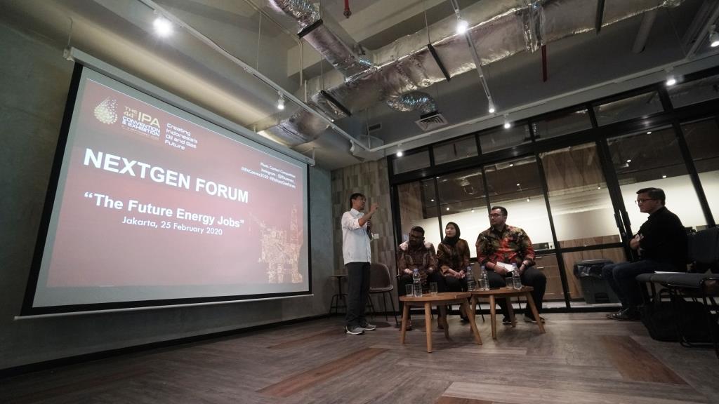 IPA Convention and Exhibition 2020 : Indonesia Miliki Potensi Migas yang Besar Untuk Masa Depan