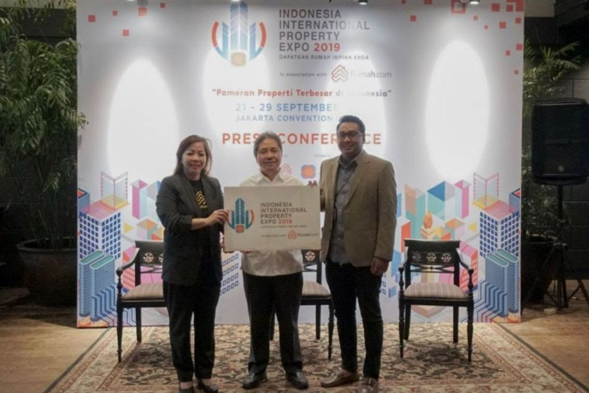 Pameran Properti Terbesar IIPEX 2019 Siap Digelar,  Hasil Kolaborasi Rumah.com dan Dyandra Promosindo Bersama REI