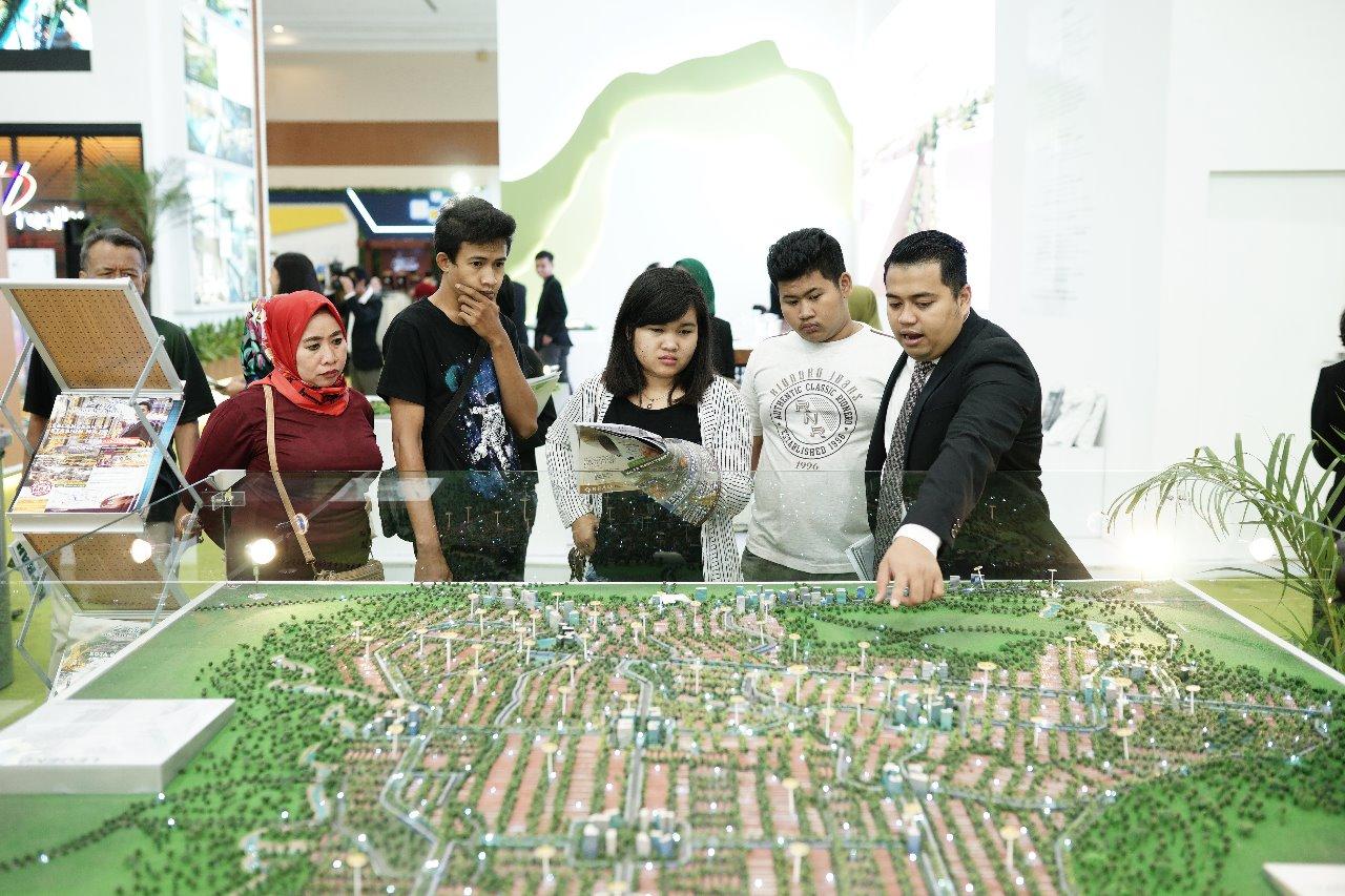 REI MANDIRI PROPERTY EXPO 2018 Relaksasi Loan to Value Tingkatkan Pertumbuhan Sektor Properti
