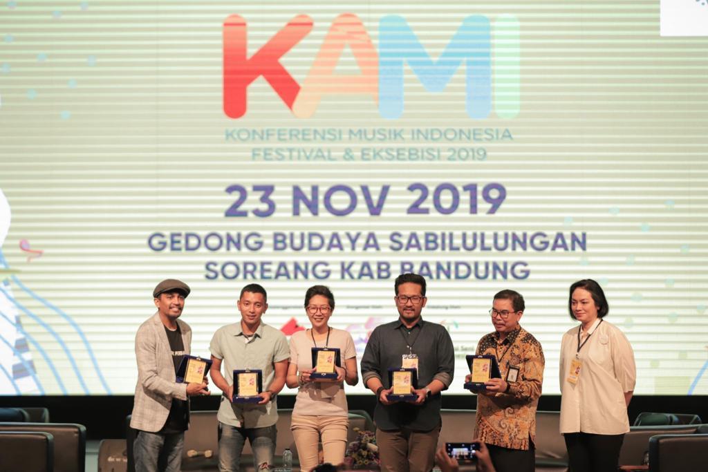Serikat Pekerja, Royalti, dan Kota Musik Jadi Bahasan Hangat Konferensi Musik Indonesia 2019