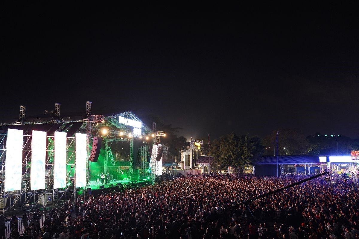 Synchronize Festival 2019: Selebrasi Musisi Indonesia Puaskan Penikmat Musik Lintas Generasi