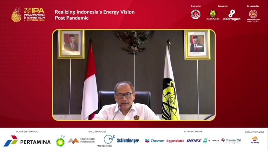 Press Release Closing Ceremony IPA Convex ke-45: Industri Bersiap Optimalkan Pemanfaatan Gas Bumi Dukung Ketahanan Energi